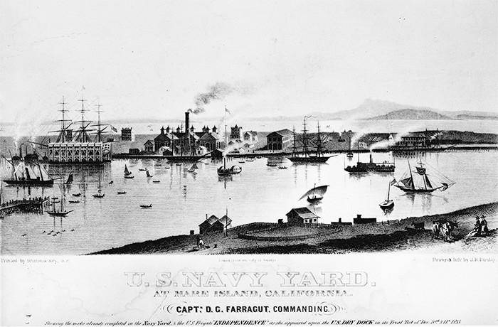 Marie Island around 1900